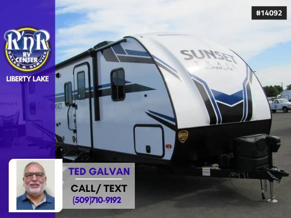 Photo 2021 SUNSET TRAIL 242BH Bunkhouse Travel Trailer (14092 TG) - $40,594 (RnR RV Center)