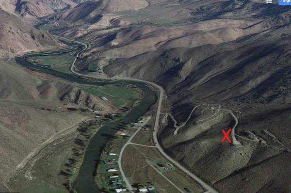 Photo .52 Acre Lot Overlooking the Salmon River - $3000 Down (Elk Bend, Idaho)