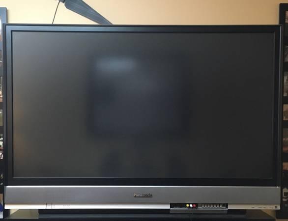 Photo 52 Panasonic Big Screen TV - $150 (Butte)