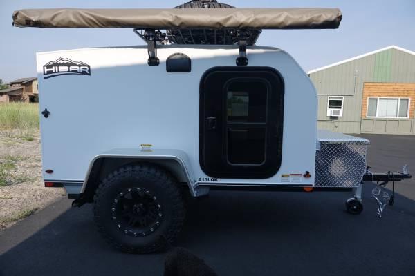 Photo Brand New 2021 HiBar off-road cer trailer - $19,900 (bozeman)