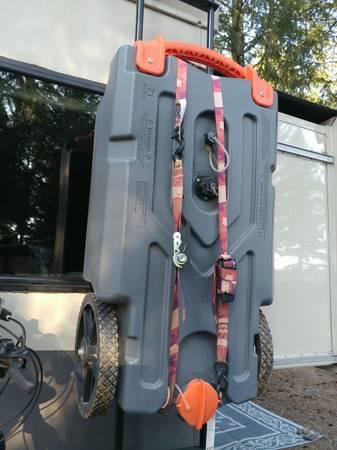 Photo CAMCO Rhino Portable RV Waste Holding Tank - 21 Gallon - $75 (Columbia Falls)