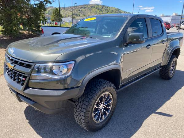 Photo CLEAN Chevy Colorado - $45,995 (Butte)