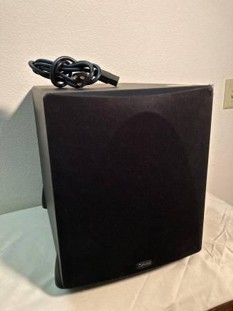 Photo Definitive Technology ProSub 1000 Subwoofer - $225