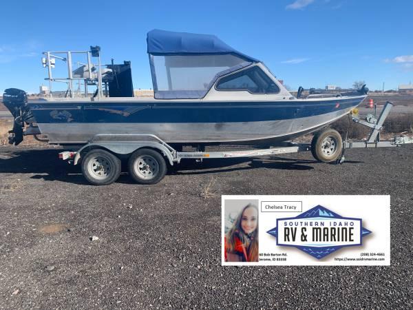 Photo Fish Rite Custom 21 Jet boat - $29,850 (Jerome)