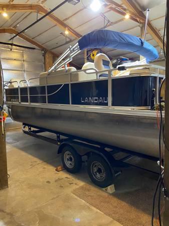Photo For Sale 2017 Landau Alure 232 Pontoon Boat - $38,999 (Kalispell)