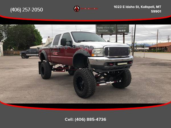 Photo Ford F250 Super Duty Crew Cab - BAD CREDIT BANKRUPTCY REPO SSI RETIRED - $24988