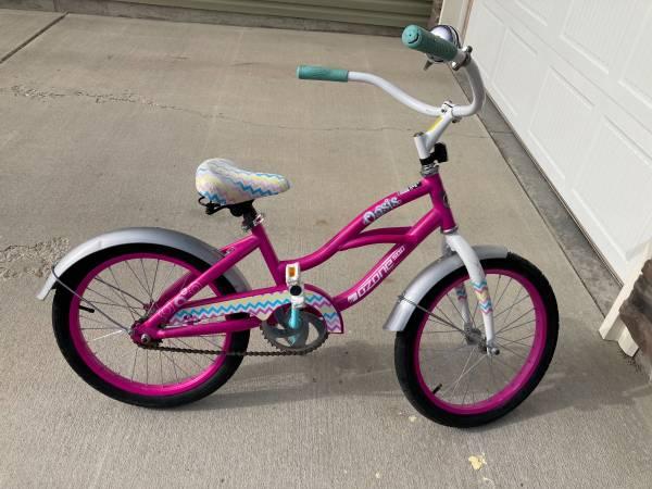 Photo Girls bike (American Falls)
