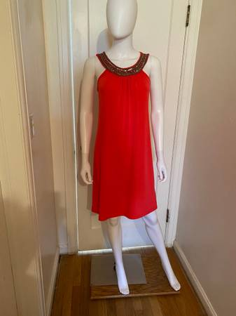 Photo SPENSE RED HOT DRESS - $25 (Idaho Falls)