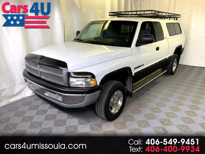 Photo Used 1998 Dodge Ram 1500 Truck 4x4 Quad Cab for sale