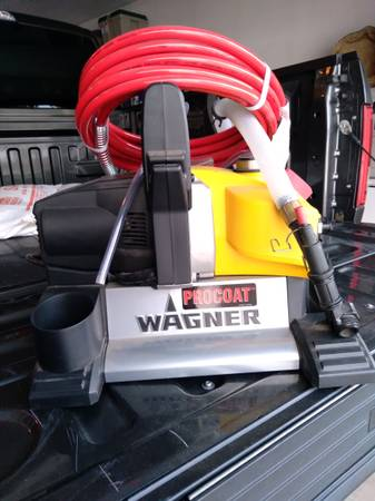 Photo WAGNER PROCOAT AIRLESS PAINT SPRAYER (NEW) - $200 (Butte)