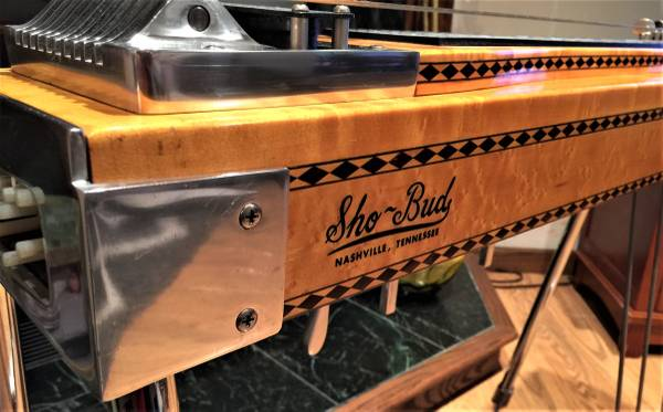 Photo Wanted Pedal Steel Guitar