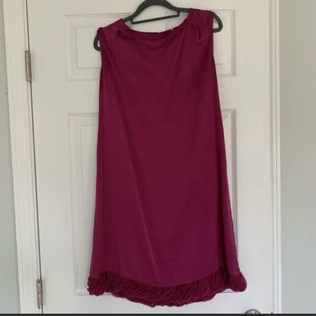 Photo 100 Silk Elie Tahari Dress - $90 (Bourne)
