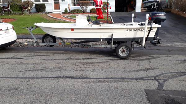 Photo 14 FT FISHING BOAT - $2,495 (Natick, Ma)
