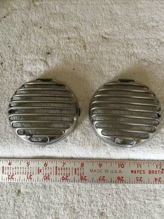 Photo 1936 Ford horn vents - $115 (E Falmouth Ma.)