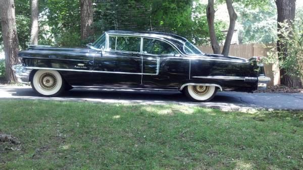 Photo 1956 Cadillac Sedan DeVille - $29700 (Harwich)
