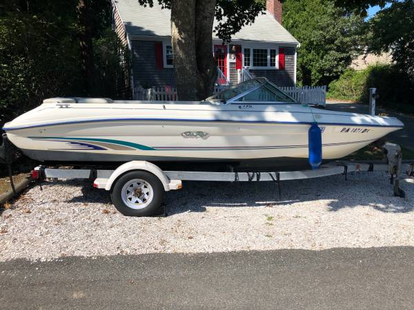 Photo 1996 SeaRay 175 TRADE for larger boat - $5,500 (Chatham)