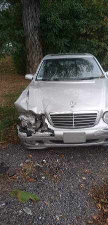 Photo 2002 Mercedes E320 - $1,500 (East Falmouth)