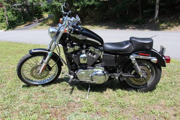 Photo 2003 Harley Sportster XL 1200 - $4,000 (BOURNE)