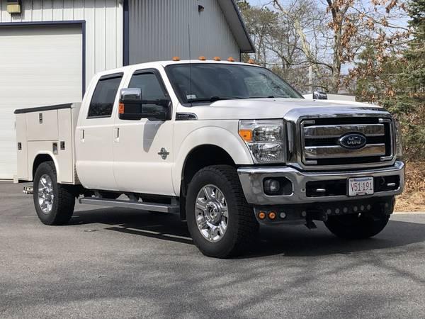Photo 2013 Ford F250 4x4 Diesel Crew Cab - $38500