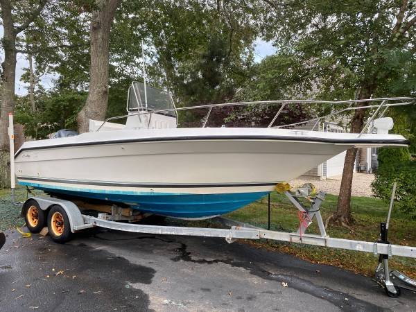 Photo 21 ft SeaRay Laguna - $12,500 (South Yarmouth)