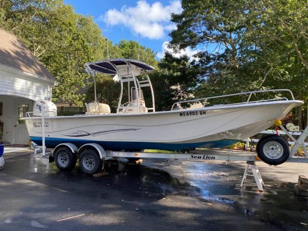 Photo 2539 Carolina Skiff DLV - $39,500 (Mashpee)