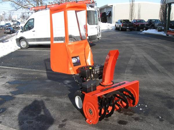 Photo 36quot Ariens Snow Blower wCab - $1,100 (PLYMOUTH)