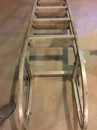 Photo Aluminum dock ladder - $95 (Hyannis)