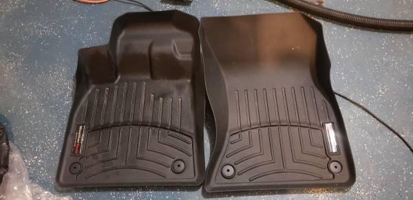Photo Audi Q5 Weather tec mats and cargo liner - $100 (Sagamore)