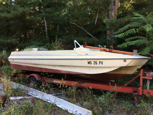 Photo Boat for Sale - Needs Work - $500 (Plymouth)