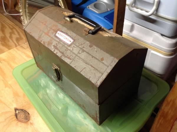 Photo Craftsman tool box - $30 (Yarmouth)