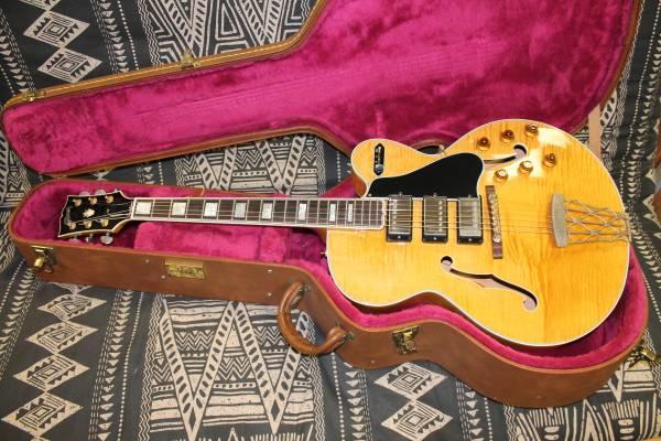 Photo Gibson ES-5 Switchmaster - $4,700 (falmouth)