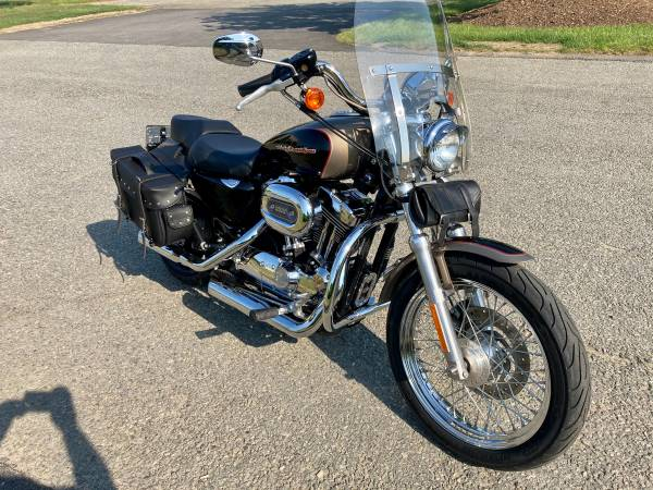 Photo HD Sportster 1200 - $5,000 (Plymouth)