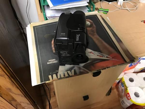 Photo JVC compact VHS - $20 (sandwich)