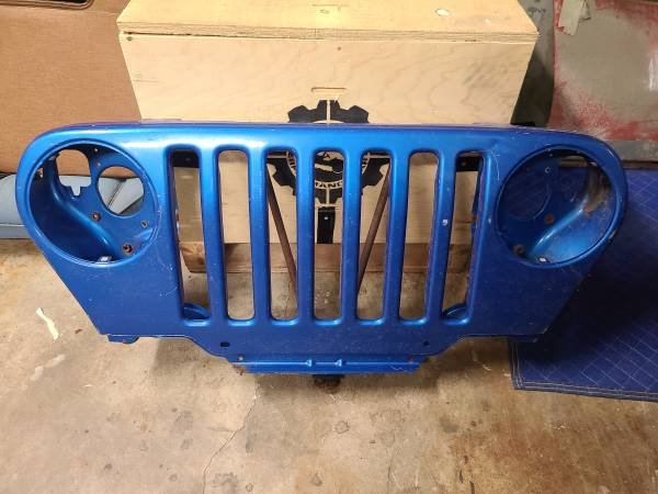 Photo Jeep yj and Tj Parts 1987-1995,1997 - $25 (Harwich)