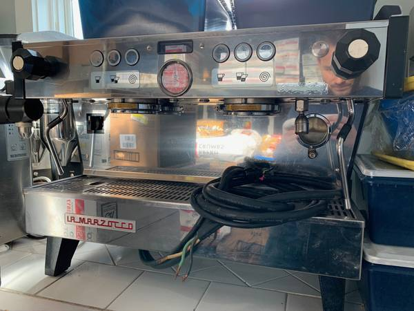 Photo La Marzocco espresso machine - $7000 (Provincetown)