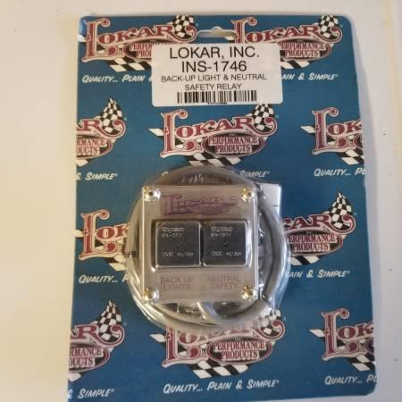 Photo Lokar INS-1746 Back-Up Light  Neutral Safety Switch 4L60E - $40 (Hyannis)