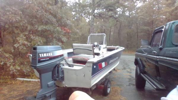 Photo Open boat - $2,500 (Mashpee)