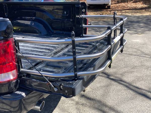 Photo Pickup Truck Bed Extender - $50 (Plymouth)