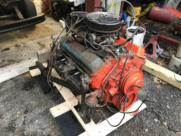 Photo Small Block Chevy 350 350 Trans - $550 (East Falmouth)