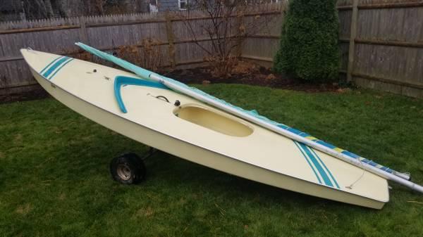 Photo Sunfish Sailboat - $1,200 (West Dennis)
