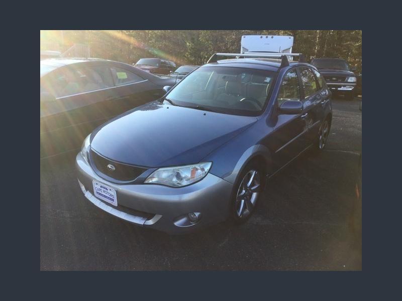 Photo Used 2009 Subaru Impreza Outback Sport for sale