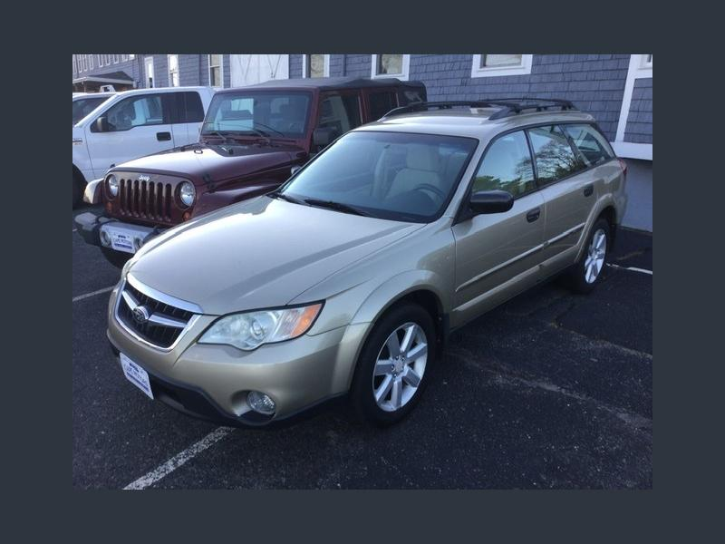 Photo Used 2009 Subaru Outback 2.5i Special Edition Wagon for sale