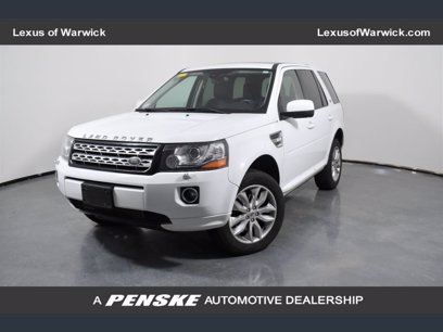 Photo Used 2014 Land Rover LR2  for sale
