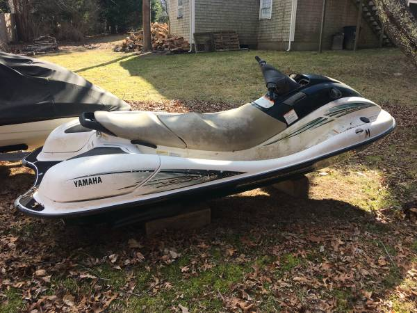 Photo Yamaha Suv Waverunner Jet Ski - $500