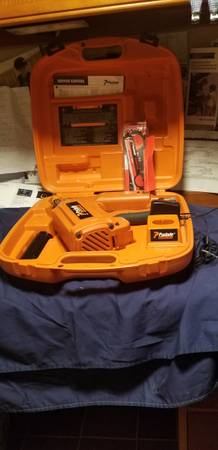 Photo paslode cordless framing nailer - $199 (bourne)