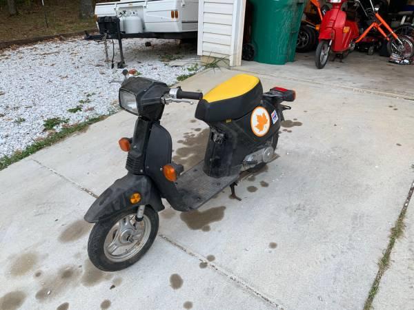 Photo 1986 Honda spree - $800 (Warrenton)