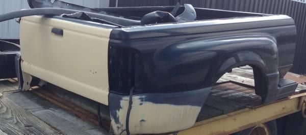 Photo 1993 - 2003 Ford Ranger Flareside  Stepside  Splash truck bed - $300 (Olney, IL)