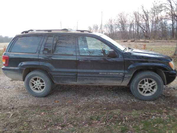 Photo 1999 Jeep Grand Cherokee Limited - $2000 (Mount Carmel)