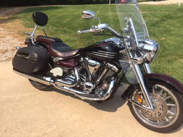 Photo 2006 Yamaha Stratoliner S - $7,000 (Edwarsville)