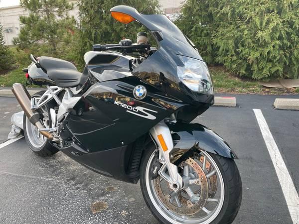 Photo 2008 BMW K1200S - $3,400 (Ballwin, MO)